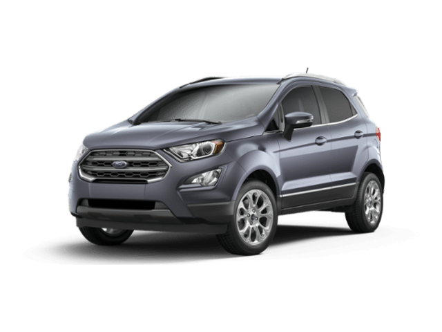 New 2018 Ford EcoSport Titanium Crossover in Dade City, FL